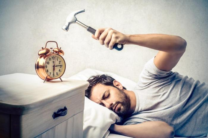 Cose da non fare a letto