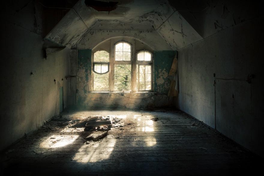 Foto Sanatorio Fantasma Beelitz-Heilstätten Germania
