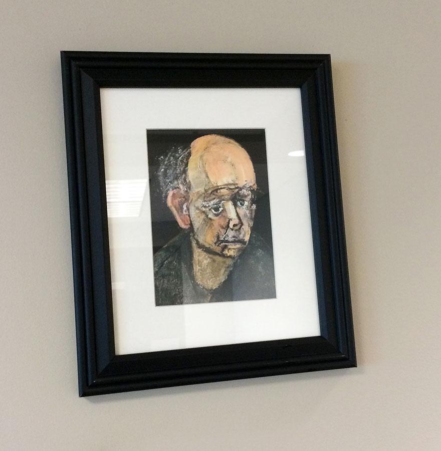 Artista Crea Autoritratti Con Alzheimer William Utermohlen