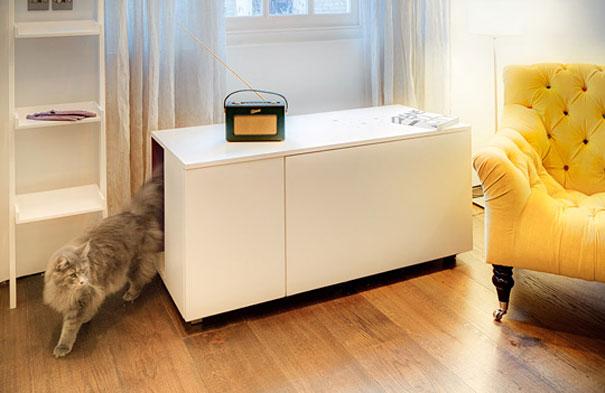 21 mobili per il vostro animale domestico una casa a - Dimensione mobili ...