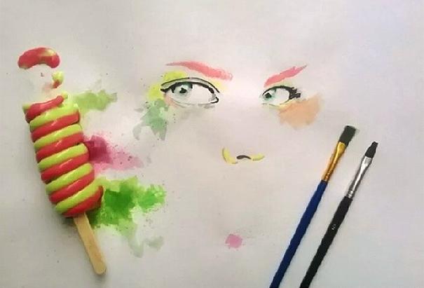 dipinti-disegni-quadri-gelato