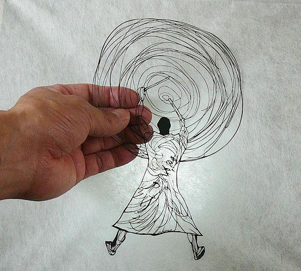 kirie-arte-ritagliare-carta
