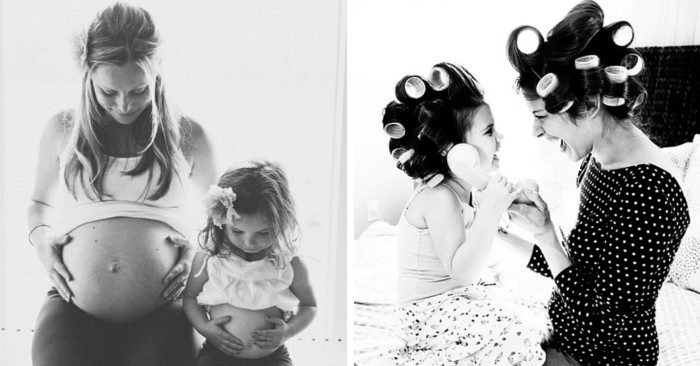 Tale madre tale figlia: 25 meravigliose foto di mamme con le loro mini copie