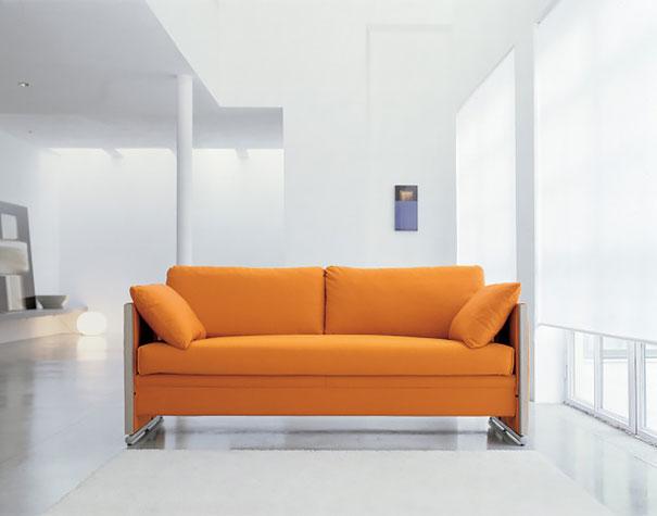 Mobili salvaspazio divano letto a castello