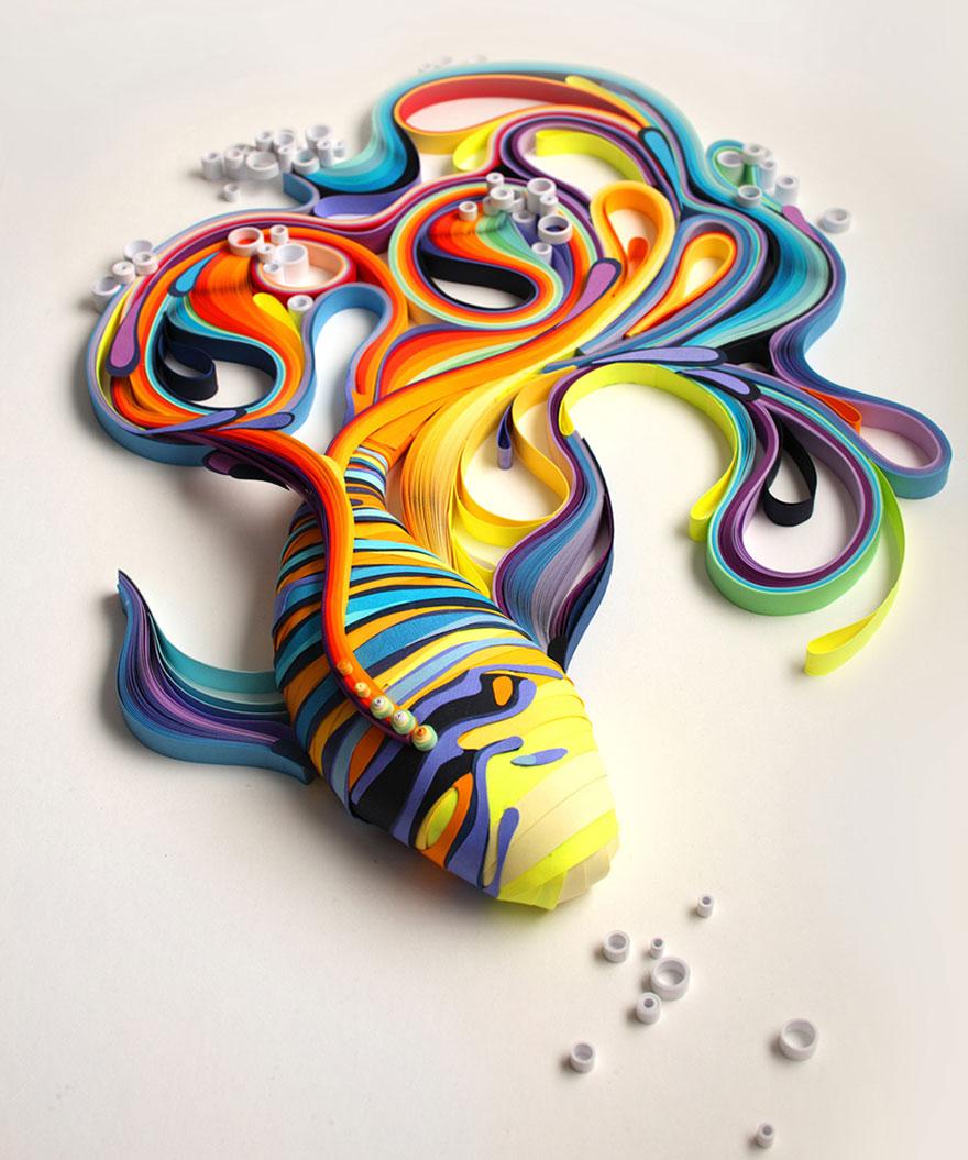 arte-carta-colorata-illustrazioni-Yulia-Brodskaya-1