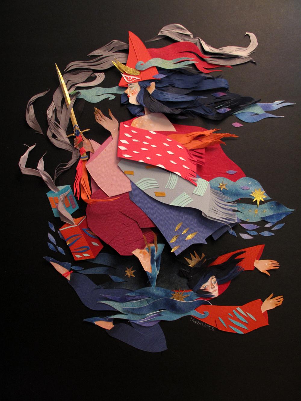 arte-collage-carta-colori-illustrazioni-Morgana-Wallace-07