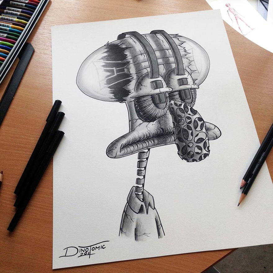 atomiccircus-disegni-a-matita-realistici-dino-tomic-12