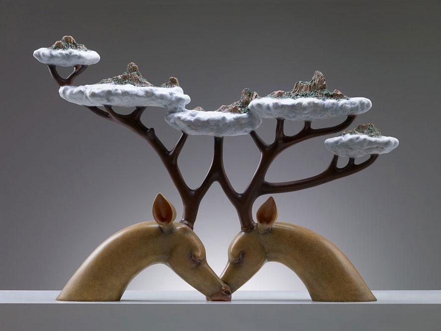 sculture-animali-surreali-dreams-wang-ruilin-03