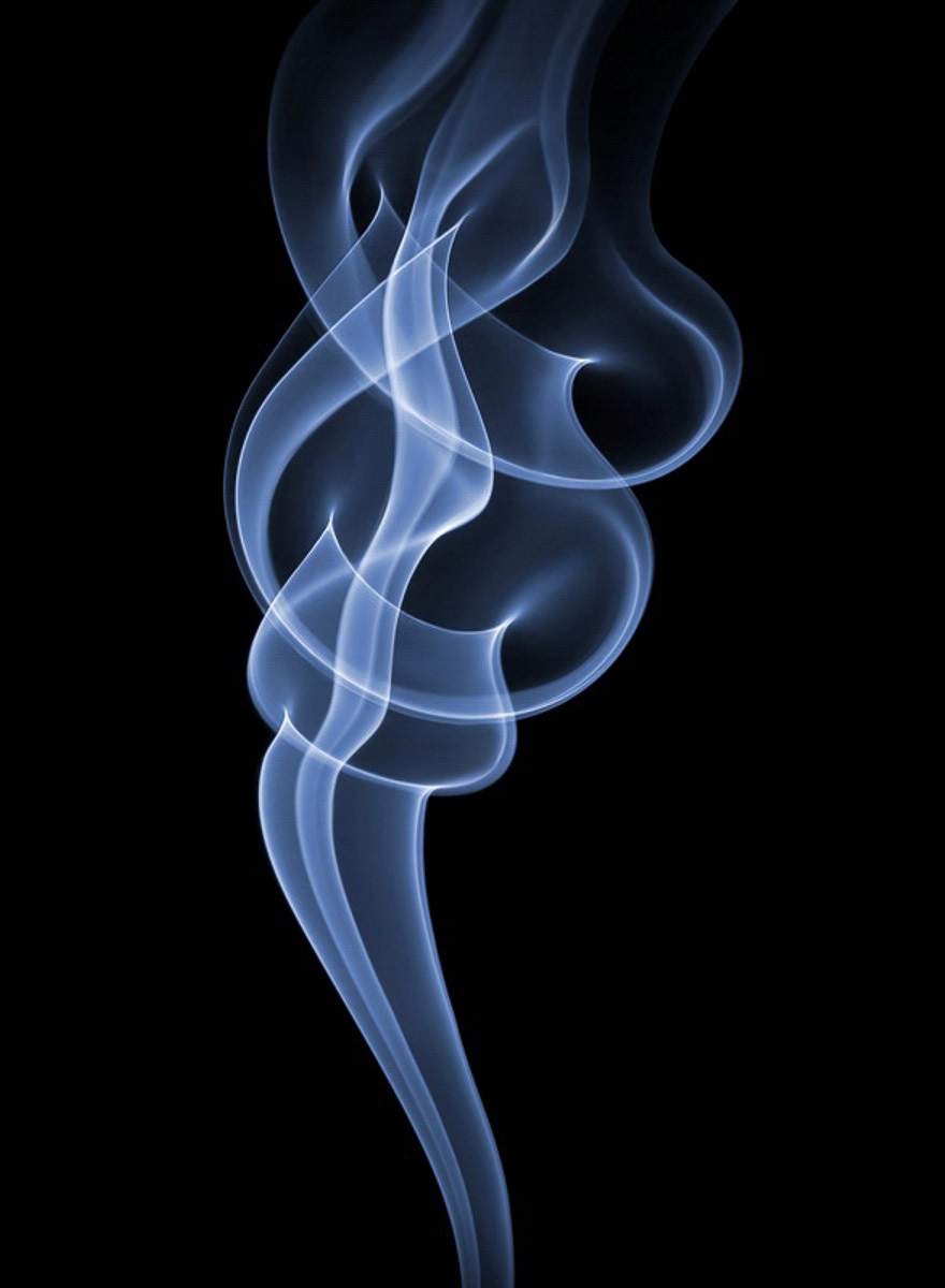 fotografia-forme-fumo-sigaretta