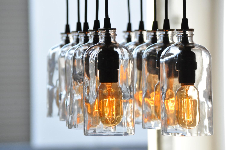 lampadari-applique-lampade-creativi-post-industriale ...