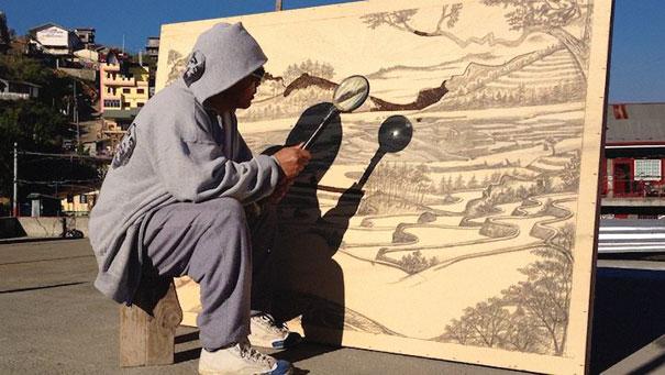 luce-sole-pirografia-lente-ingrandimento-arte-jordan-mang-osan-01