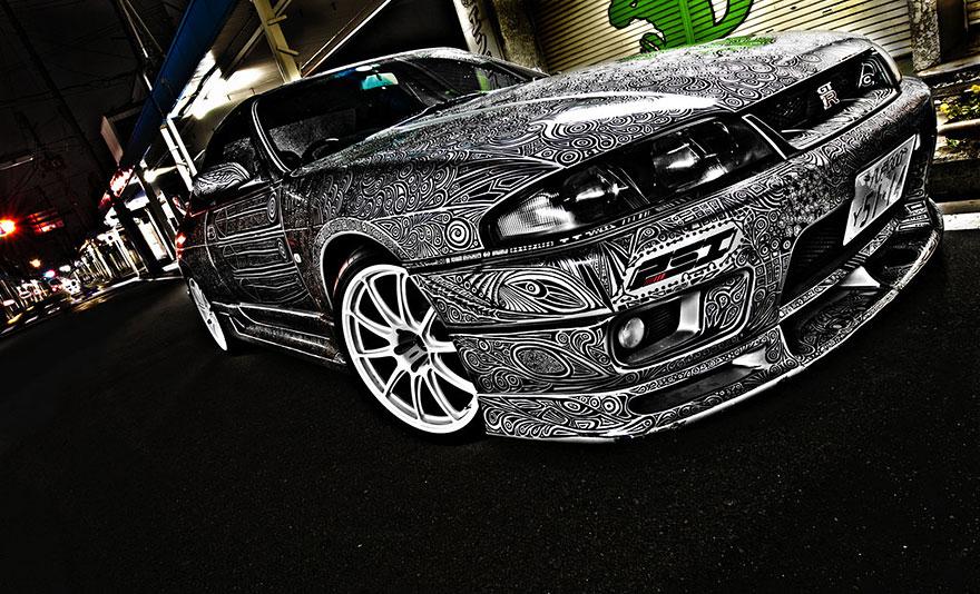 macchina-auto-automobile-disegni-arte-penna-02