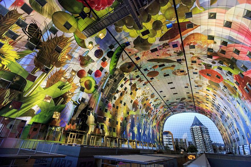 markthal-rotterdam-mercato-coperto-arte-murali-mvrdv-07
