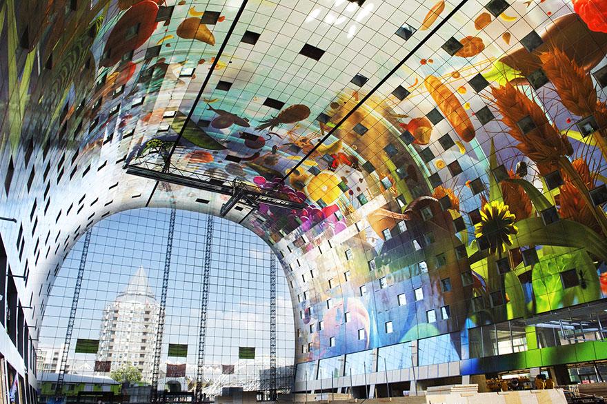 markthal-rotterdam-mercato-coperto-arte-murali-mvrdv-10