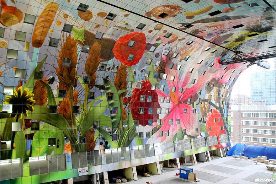 markthal-rotterdam-mercato-coperto-arte-murali-mvrdv-11