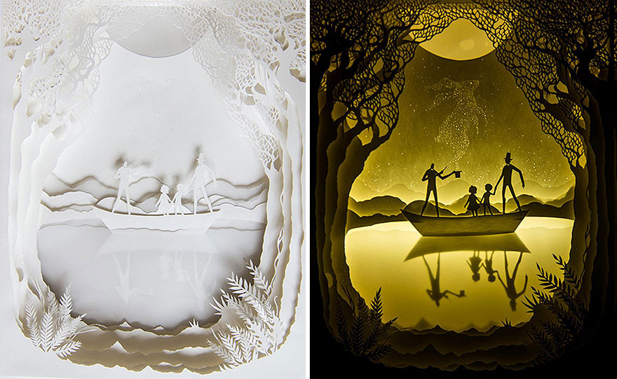 sculture-arte-carta-luminose-ombre-hari-deepti-07