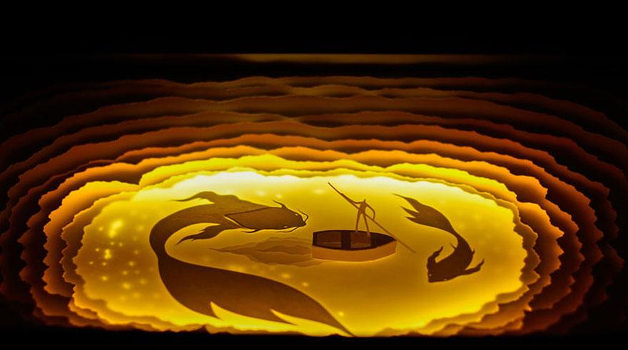 sculture-arte-carta-luminose-ombre-hari-deepti-10