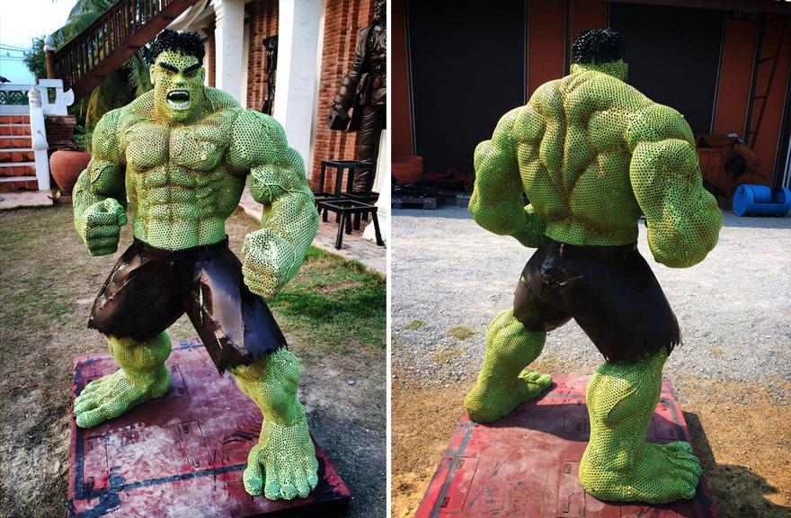 sculture-personaggi-film-metallo-scarto-hulk-ban-hun-lek-05