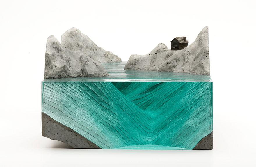 sculture-vetro-strati-onde-mare-ben-young-01