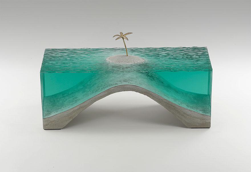sculture-vetro-strati-onde-mare-ben-young-05