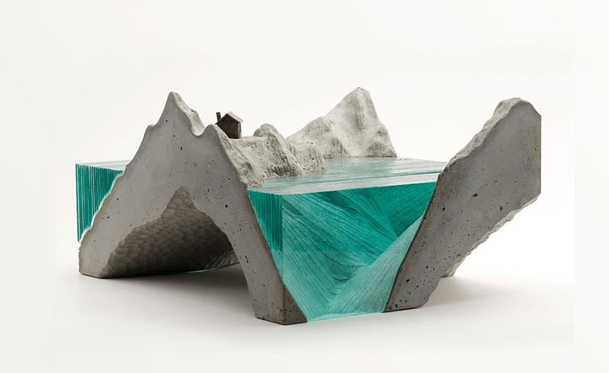 sculture-vetro-strati-onde-mare-ben-young-08