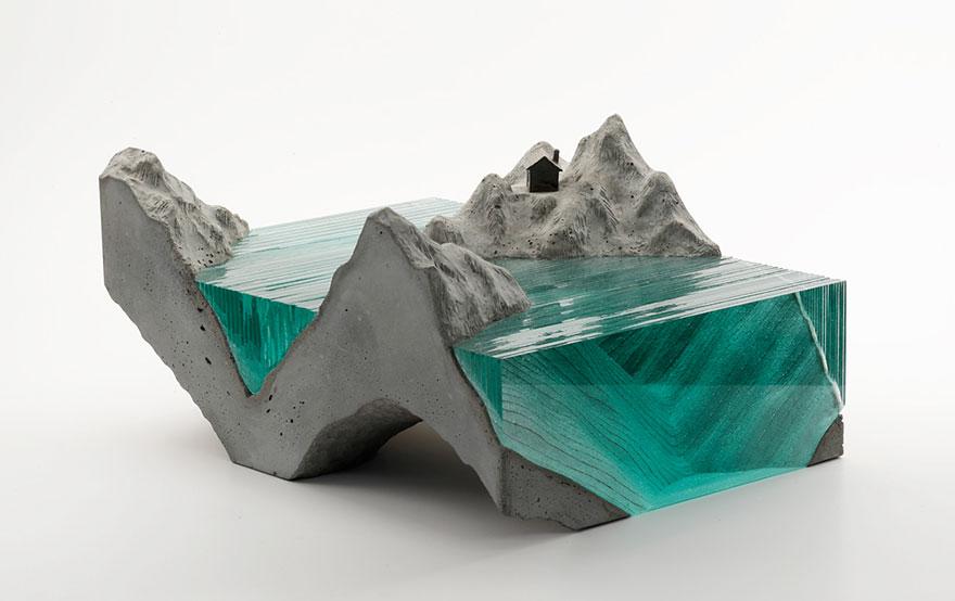 sculture-vetro-strati-onde-mare-ben-young-09