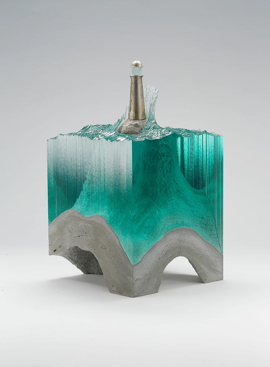 sculture-vetro-strati-onde-mare-ben-young-11