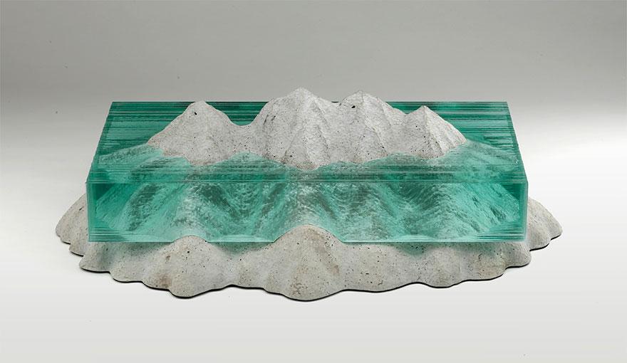 sculture-vetro-strati-onde-mare-ben-young-13