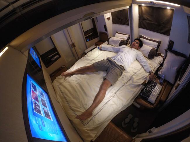 Volo aereo pi lussuoso al mondo singapore airlines 5 keblog for Singapore airlines sito italiano