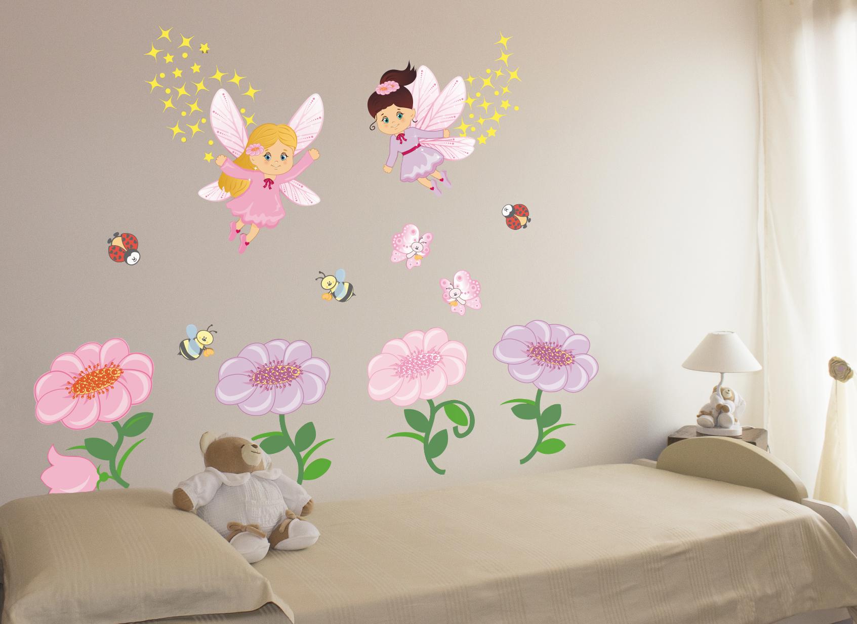 La banda del riccio magie per i pi piccoli con questi - Decorazioni camera bimbi ...