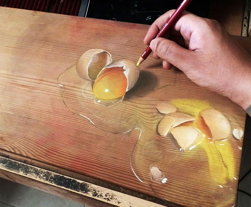 Top disegni-iperrealistici-su-legno-ivan-hoo-07 - KEBLOG NQ54