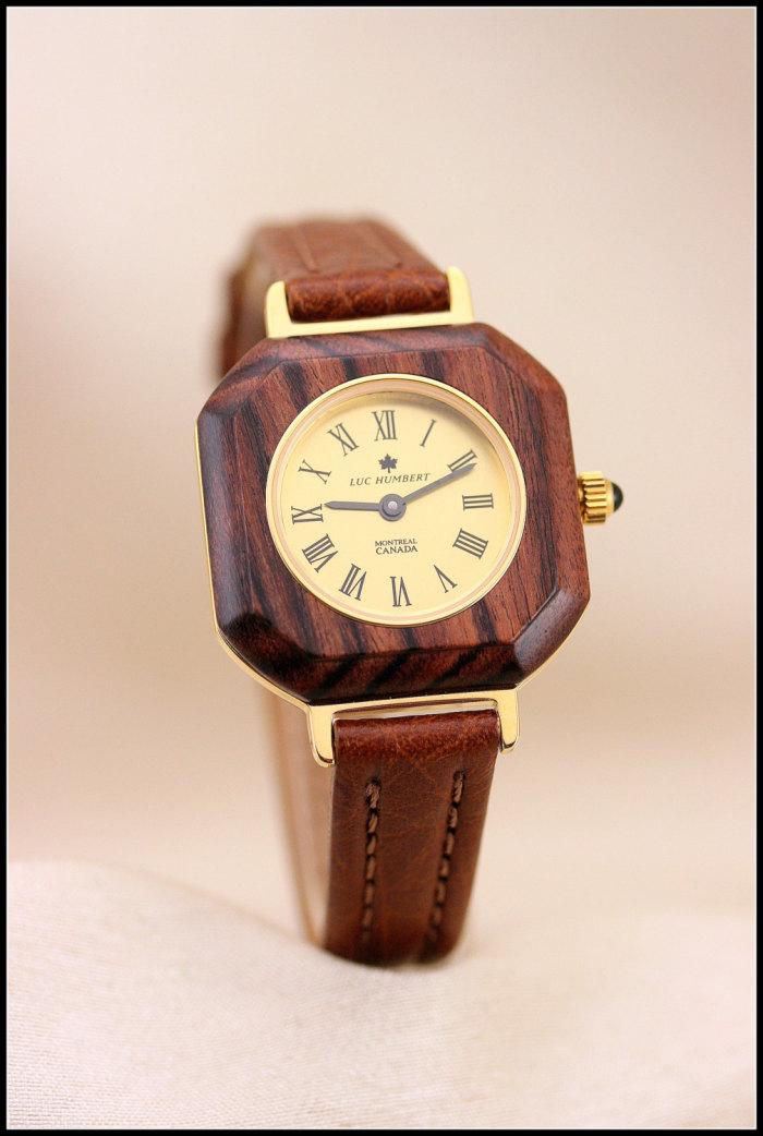 Orologi in legno da uomo e donna la nuova moda che unisce stile e ambiente keblog - Orologi da polso design ...
