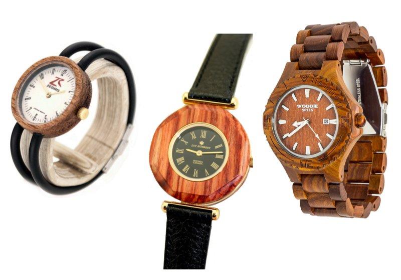 Orologi in legno da uomo e donna la nuova moda che unisce for Orologi arredamento design
