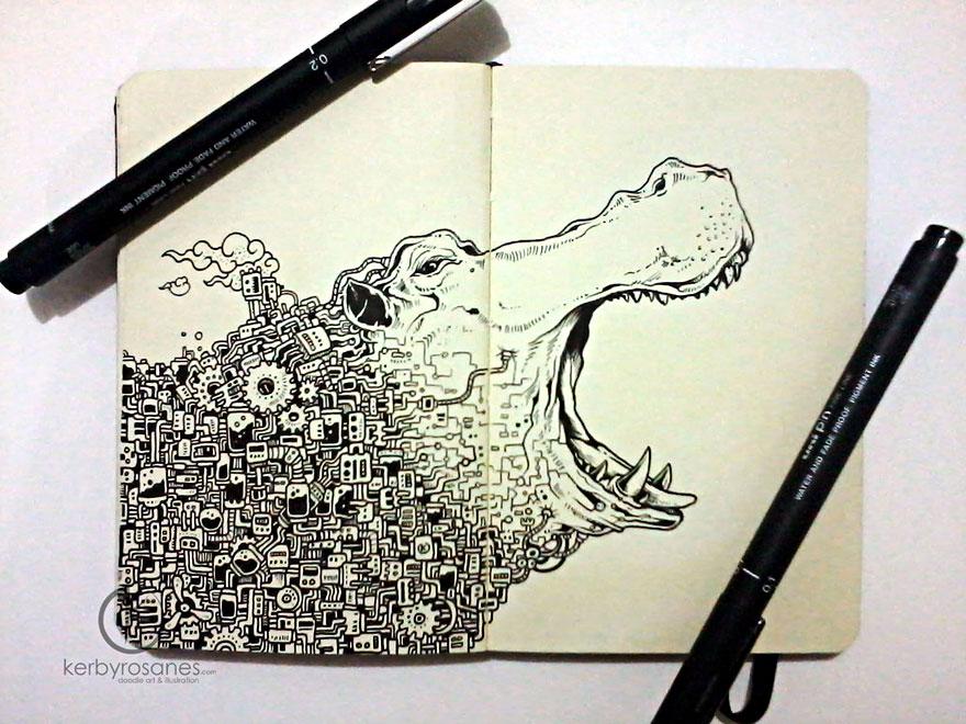 scarabocchi-disegni-dettagliati-penna-kerby-rosanes-05