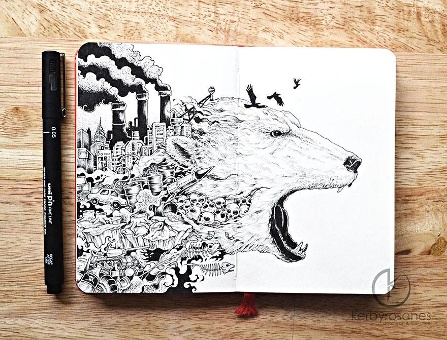 scarabocchi-disegni-dettagliati-penna-kerby-rosanes-07