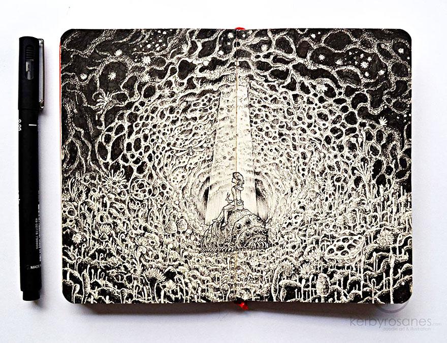 scarabocchi-disegni-dettagliati-penna-kerby-rosanes-10