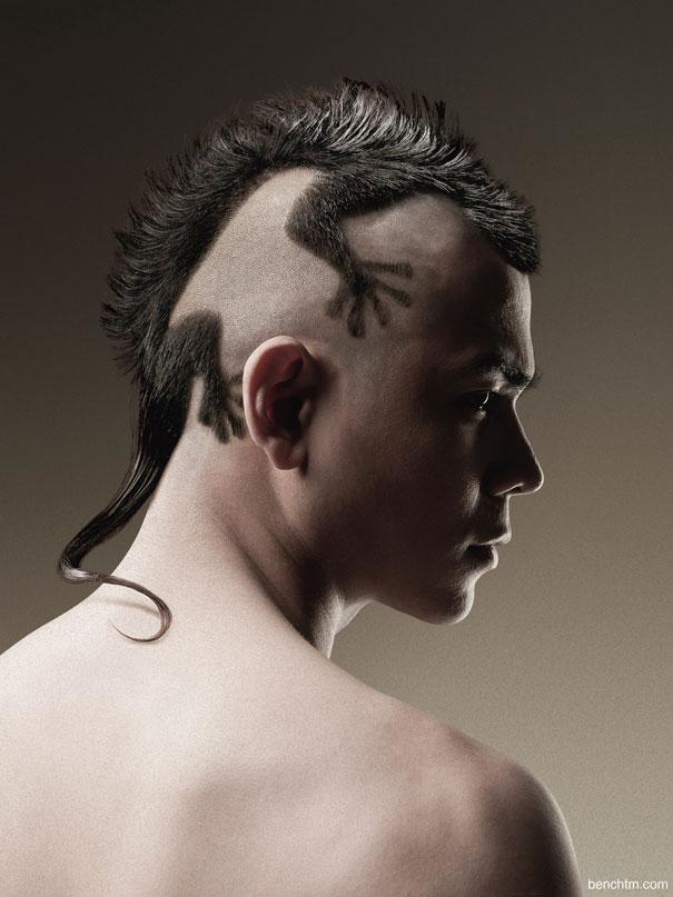 Tagli capelli uomo pazzi