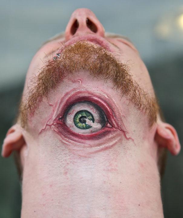Tatuaggi 3D