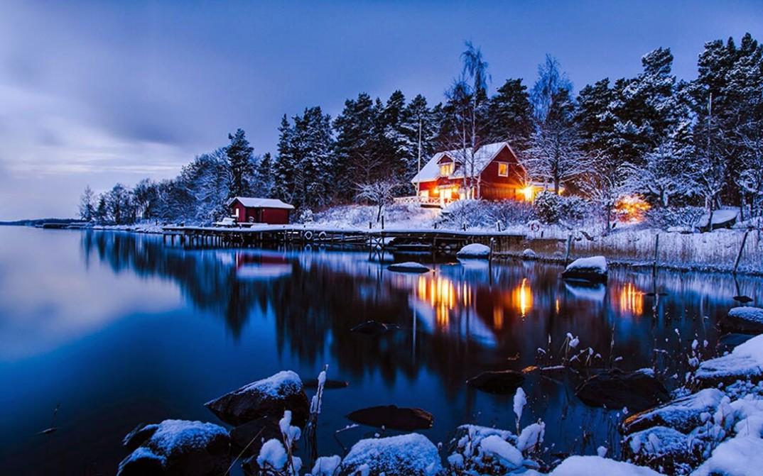 Casa Montagna Neve Case-inverno-neve-montagna