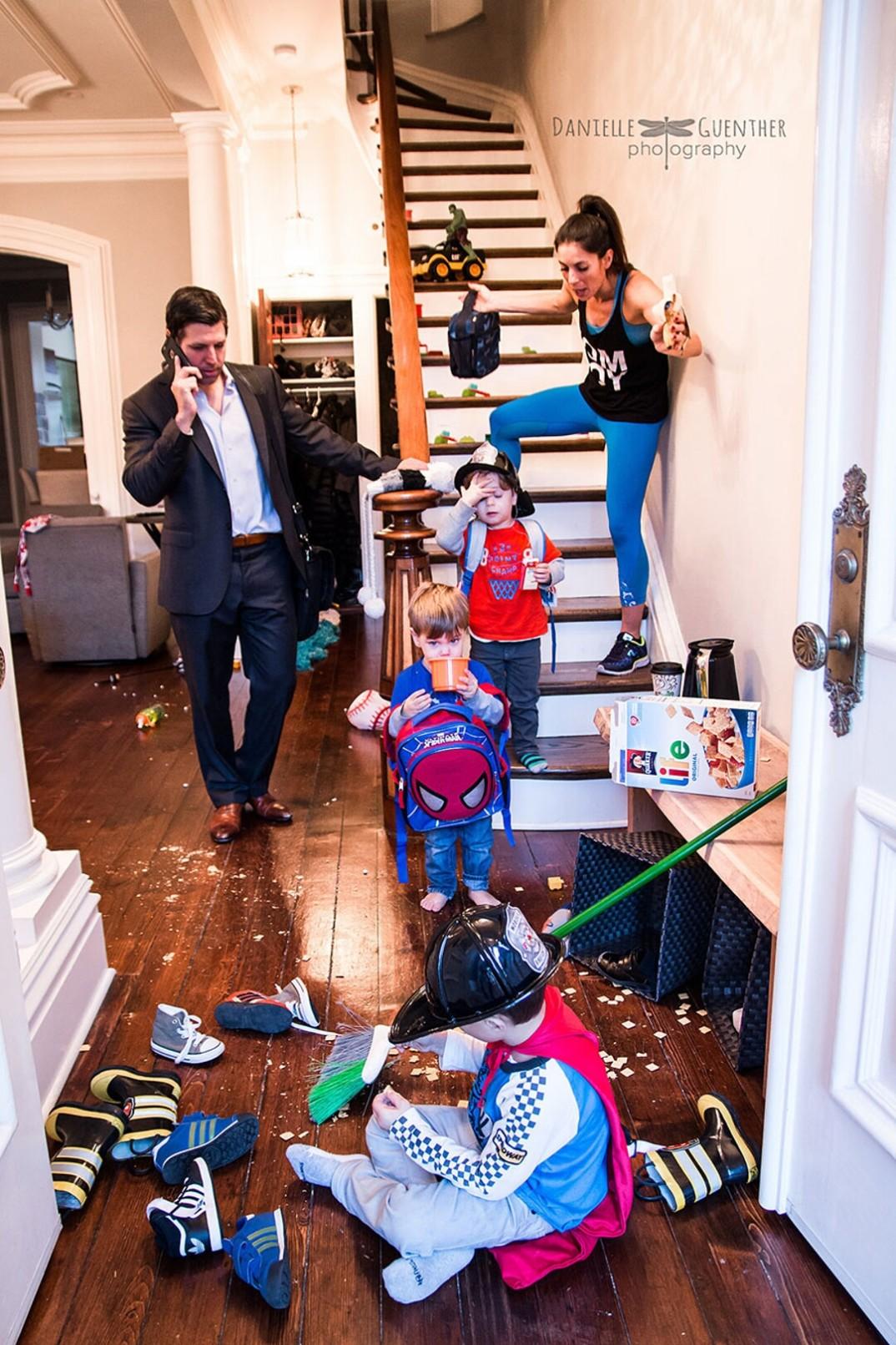 fotografia-famiglia-caos-divertente-10