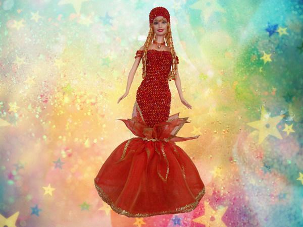 Creare Con Luncinetto Abiti In Miniatura Per Le Barbie Keblog