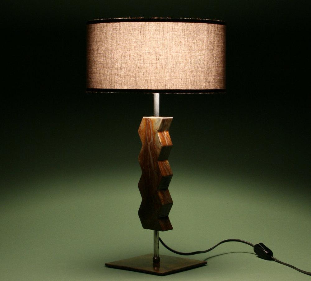 Lampade In Legno Fatte A Mano: Lampada a sospensione / moderna indoor in legno - n.u.d by ....