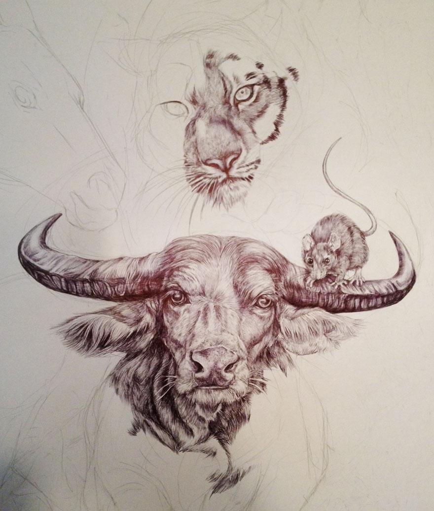 oroscopo-cinese-animali-disegno-casterlyrock-Savannah-Burgess-01