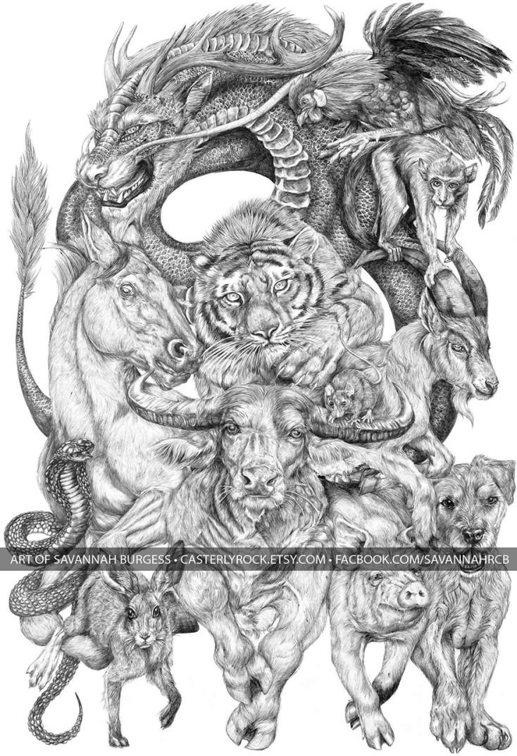 oroscopo-cinese-animali-disegno-casterlyrock-Savannah-Burgess-06