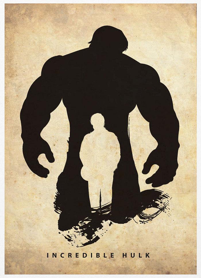 poster-creativi-artistici-supeperoi-batman-spiderman-hulk-capitan-america-13