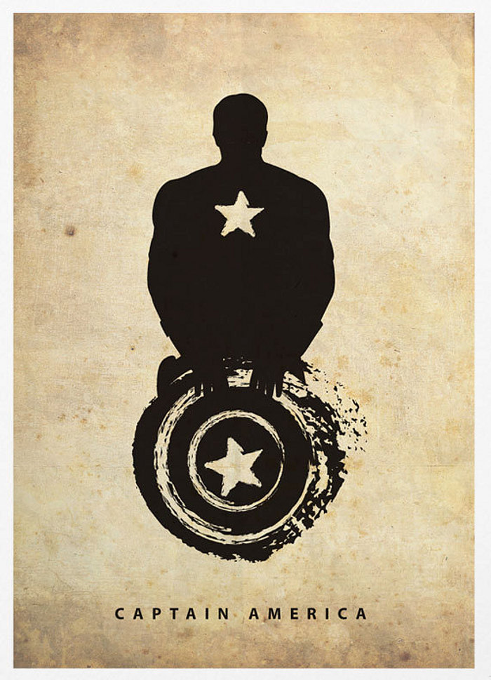 poster-creativi-artistici-supeperoi-batman-spiderman-hulk-capitan-america-14