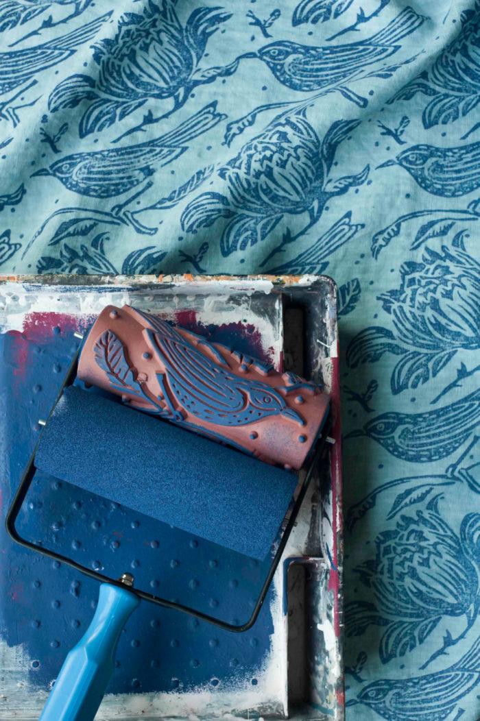 rullo-pittura-decorativa-pareti-stoffa-25