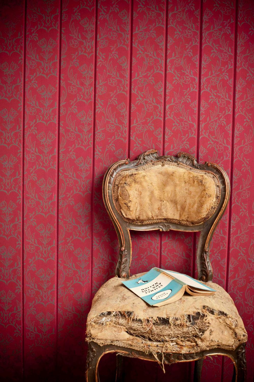 Rullo pittura decorativa pareti stoffa 28 keblog - Pittura decorativa pareti ...