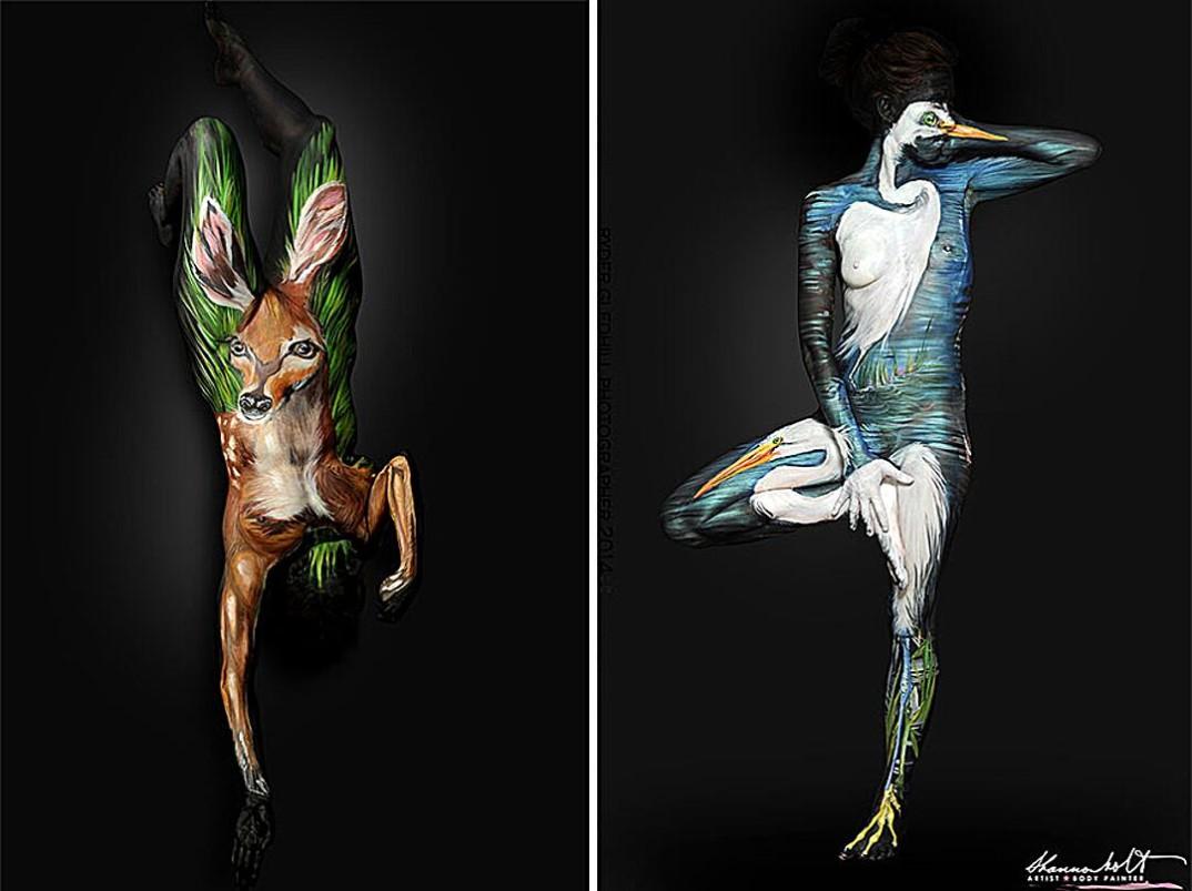 body-art-body-paint-animali-pittura-shannon-holt-4-keblog