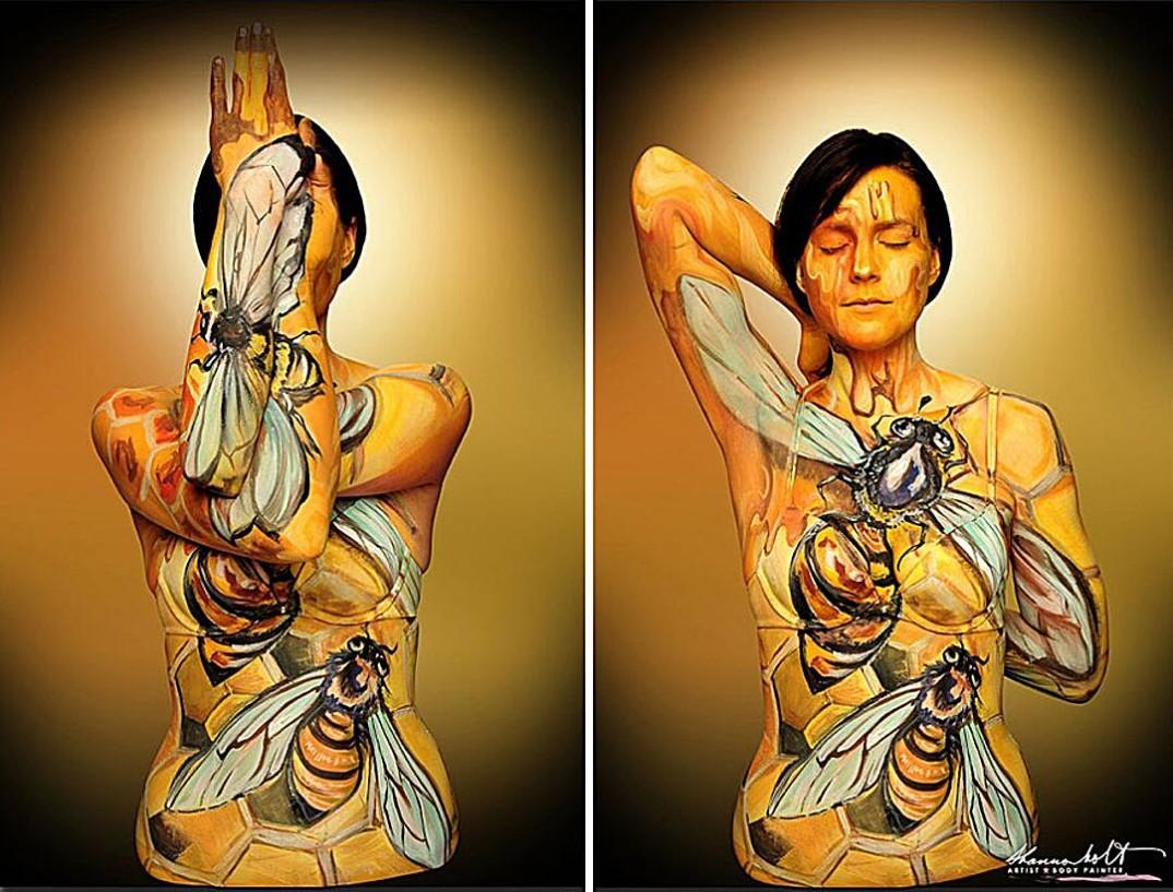 body-art-body-paint-animali-pittura-shannon-holt-6-keblog